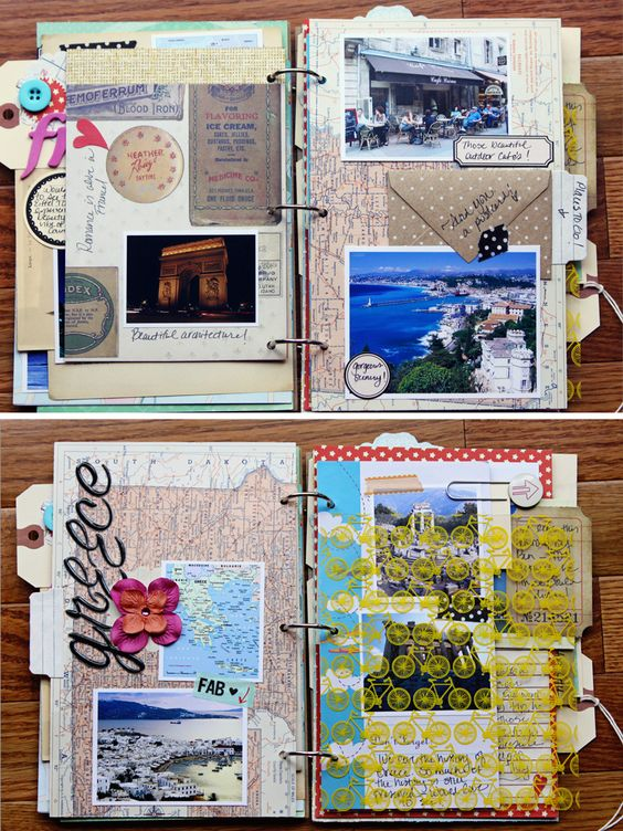scrapbooking idea 2