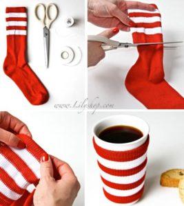 ideas divertidas calcetin