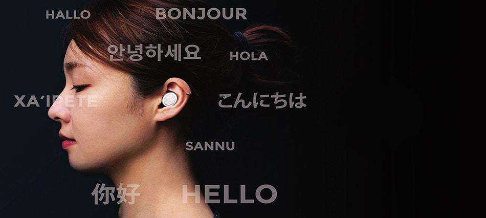 altavoces traductores