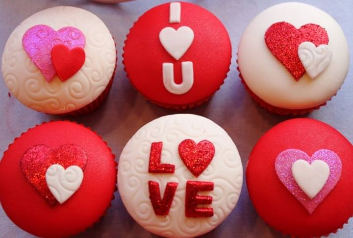 Día de San Valentín chocolate