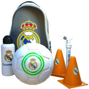 merchandising de fútbol