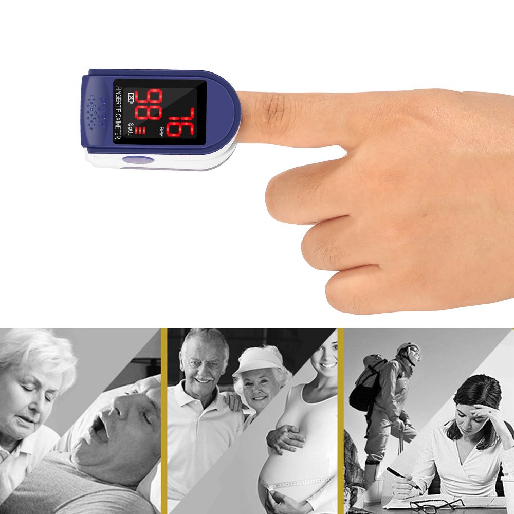 pulsómetro digital Fkant